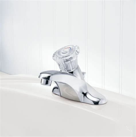 moen chateau bathroom faucet cartridge faucet 4621 in chrome by moen