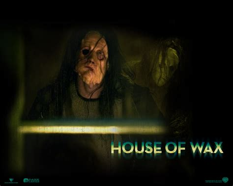house of wax wallpaper 5