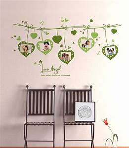 Wall decal picture frame wall decals inspiration picture for Picture frame wall decals inspiration
