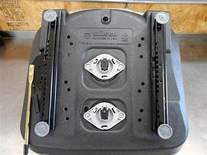 Black Seat  Comes With Two Seat Switches Installed  Fits