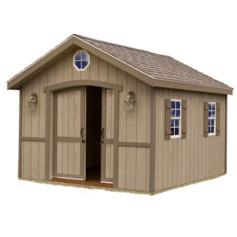 6 x 12 shed kit best barns cambridge 10 ft x 12 ft wood storage shed kit