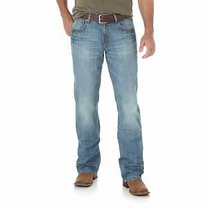 Menu0026#39;s Wrangler Retrou00ae Relaxed Fit Bootcut Jean | Mens Jeans by Wrangleru00ae