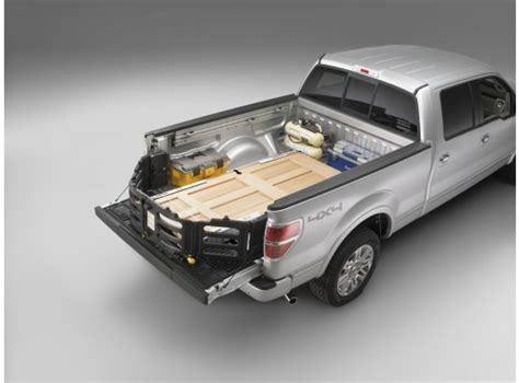 bed extender black the official site for ford accessories