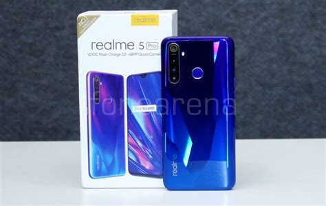 realme 5 pro unboxing and impressions
