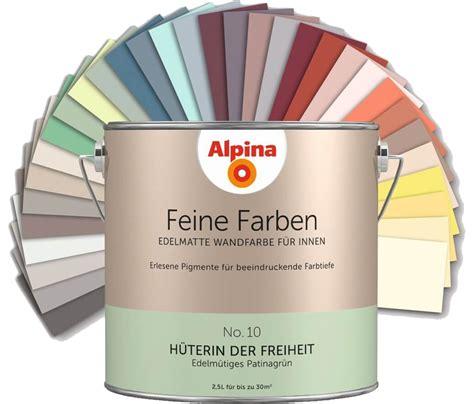 alpina feine farben kaufen gestaltungs ideen f 252 r das schlafzimmer
