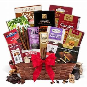 Chocolates for Valentine's Day Gift Basket by ...