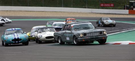 fords gaudi holman moody ford fairlane  historisches