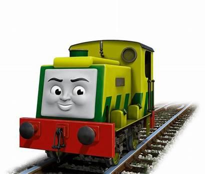 Scruff Thomas Friends Scruncher Train Trackmaster Tank