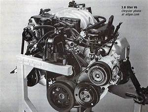 Chrysler  Dodge 3 8 Liter V6 Engines  Imperial To Minivan To Jeep