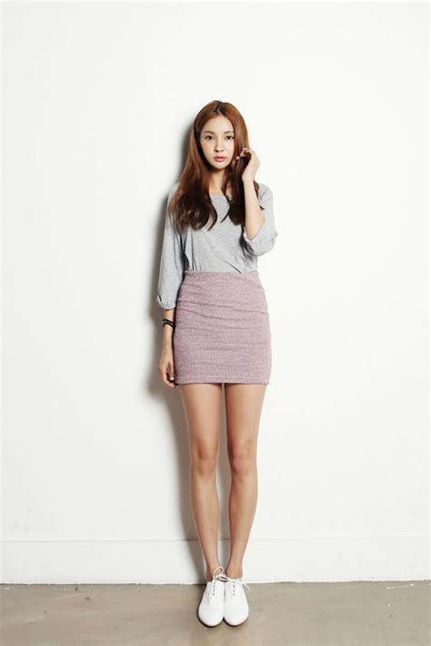 14 Coreanas a las que les robaru00e9 su outfit cuando vengan a Mu00e9xico | Korean Clothes and Asian ...