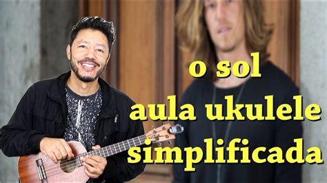 Vitor Kley (aula De Ukulele Simplificada