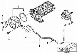 Original Parts For E46 318d M47 Touring    Engine   Vacuum