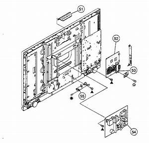 Chassis Diagram  U0026 Parts List For Model Kdl
