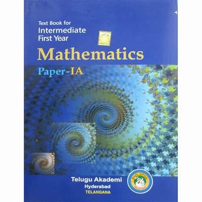 Intermediate Telugu Maths Textbook 1a English 1st