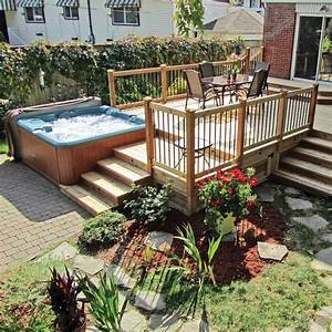 l39amenagement paysager gazebo pergolas ou patio With petit jardin zen exterieur 8 amenagement paysager verdeko paysagement