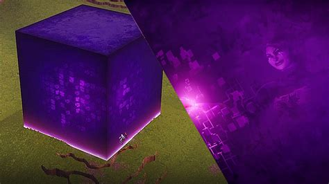 fortnite cube assets  volcanoes  lava