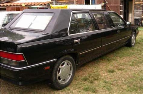 renault 25 limousine la renault 25 r25 limousine mod 232 le unique