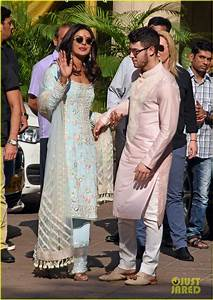 Nick Jonas & Priyanka Chopra Pre-Wedding India Ceremonies ...