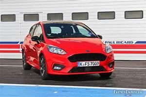 Ford Focus St Line Occasion : essai ford fiesta st line en attendant la st french driver ~ Medecine-chirurgie-esthetiques.com Avis de Voitures