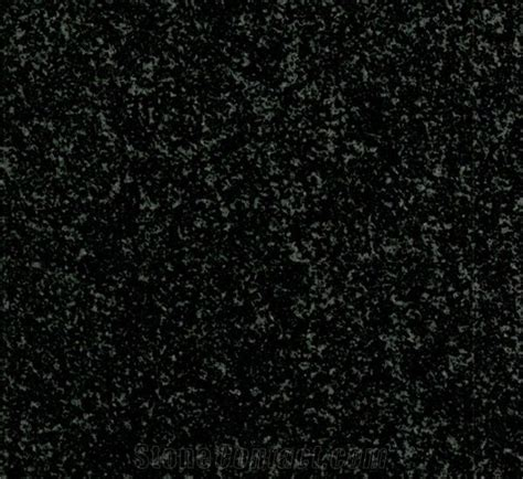 Indian Impala Black Granite Tiles Slabs, Polished Granite