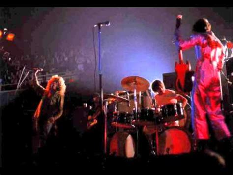 The Who - Love Ain't For Keeping - Chicago 1971 (3) - YouTube