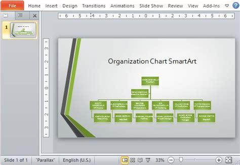 org chart   template organogram template  word
