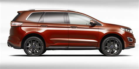 seat ford edge unveiled  china