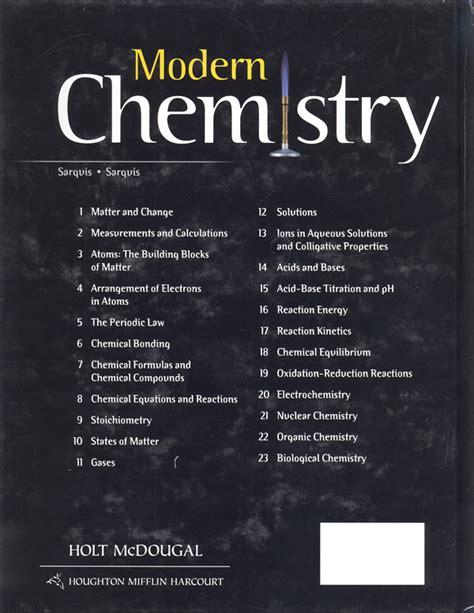 holt mcdougal modern chemistry homeschool package 029567 details rainbow resource center inc