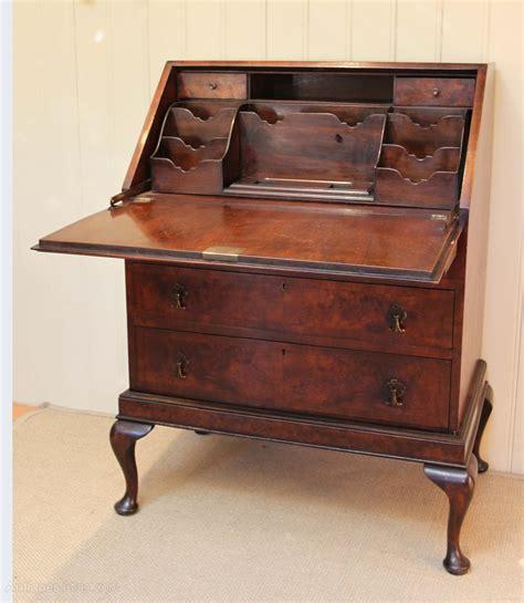 style bureau style walnut bureau antiques atlas