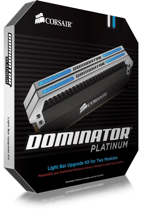 corsair dominator platinum light bar dominator platinum light bar upgrade kit