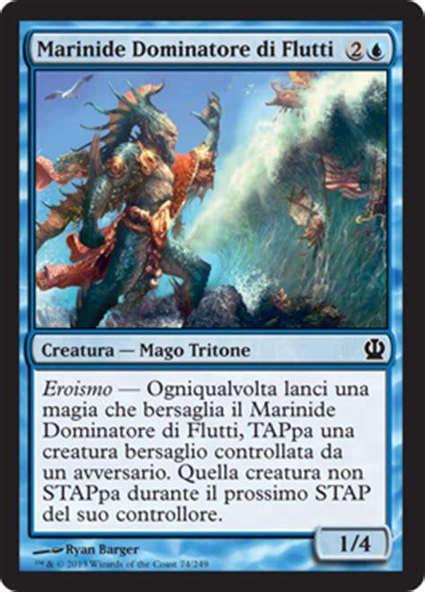 mtg enchantment creature deck magic in ariano guida alle nuove meccaniche di theros