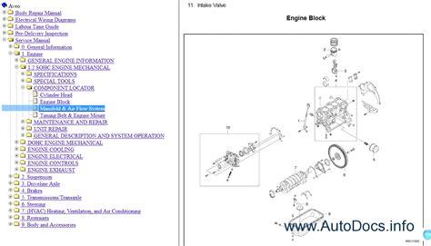 free online car repair manuals download 2006 chevrolet silverado 2500 electronic toll collection chevrolet kalos aveo service manual 2006 2008 repair manual order download