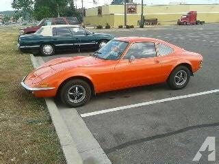 Opel Gt Price by 1973 Opel Gt Price Reduced For Sale In