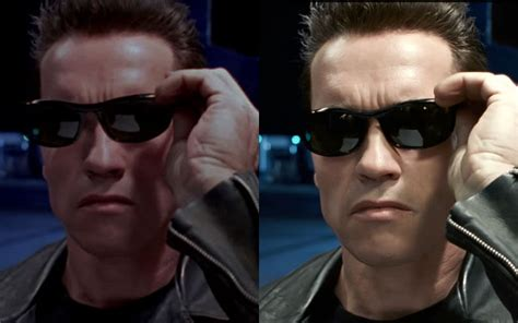 The Terminator 2 3d Trailer Has Something Much Cooler