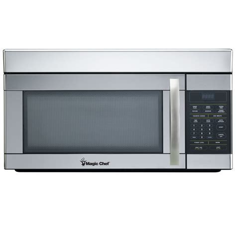 1.6 cu. ft. Over the Range Microwave Oven   Microwaves