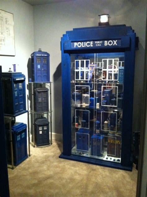 im  doctor tardis display cabinet