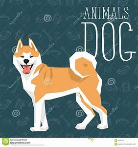 Vector Dogs Collection Stock Vector - Image: 68321021