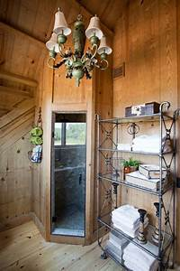 51 insanely beautiful rustic barn bathrooms With barn style bathroom lighting