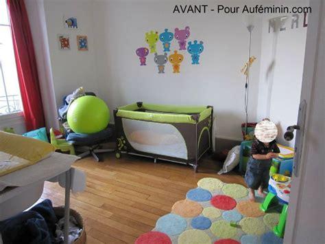 amenagement chambre bebe décoration maison chambre bébé