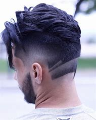 Neck Haircut Design