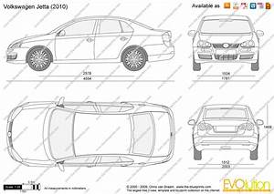 volkswagen jetta vector drawing With volkswagen vw jetta