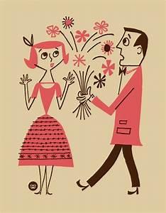 50s illustration retromania | Illustrious | Pinterest