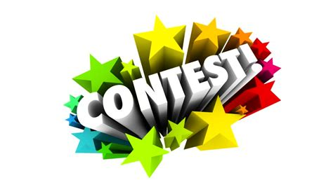 contest stars announcing competition enter stock footage