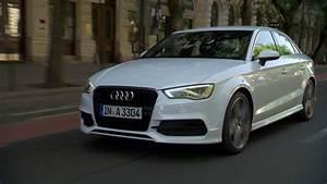 Audi A3 Berline S Line : 2014 audi a3 sedan s line ambition tdi review youtube ~ Medecine-chirurgie-esthetiques.com Avis de Voitures
