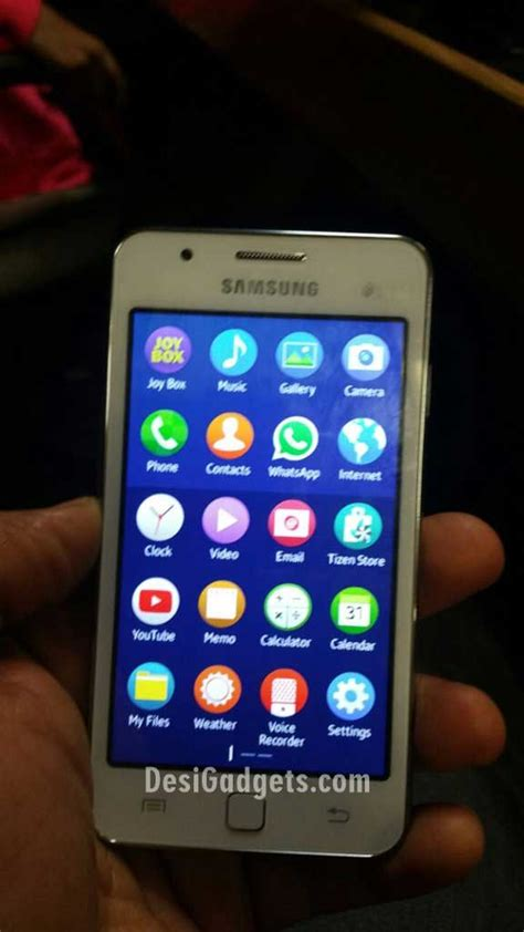 samsung z1 to come with whatsapp out of the box sammobile sammobile