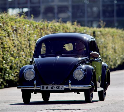 1938 Vw Beetle For Sale by Leno Driving A 1938 Vw Beetle Eurocar News