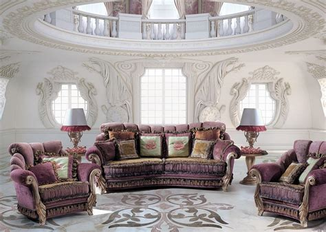 Armchair For Classic Luxury Living Room