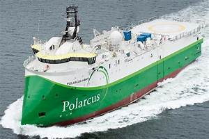Polarcus breaking production records with largest man-made ...