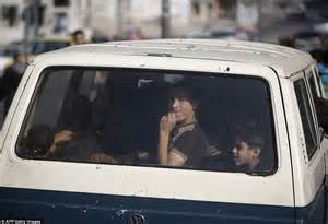 Gaza at war once more after militants fire rockets into ...