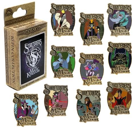 sorcerer of magic deck 2012 sorcerers of the magic kingdom trading card coming to